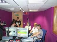 the endgame interview @ Spark FM