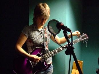 Sarah Tyler @ Spark FM
